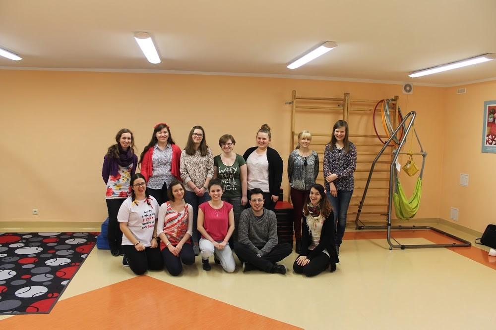 Warsztaty edukacyjno-integracyjne