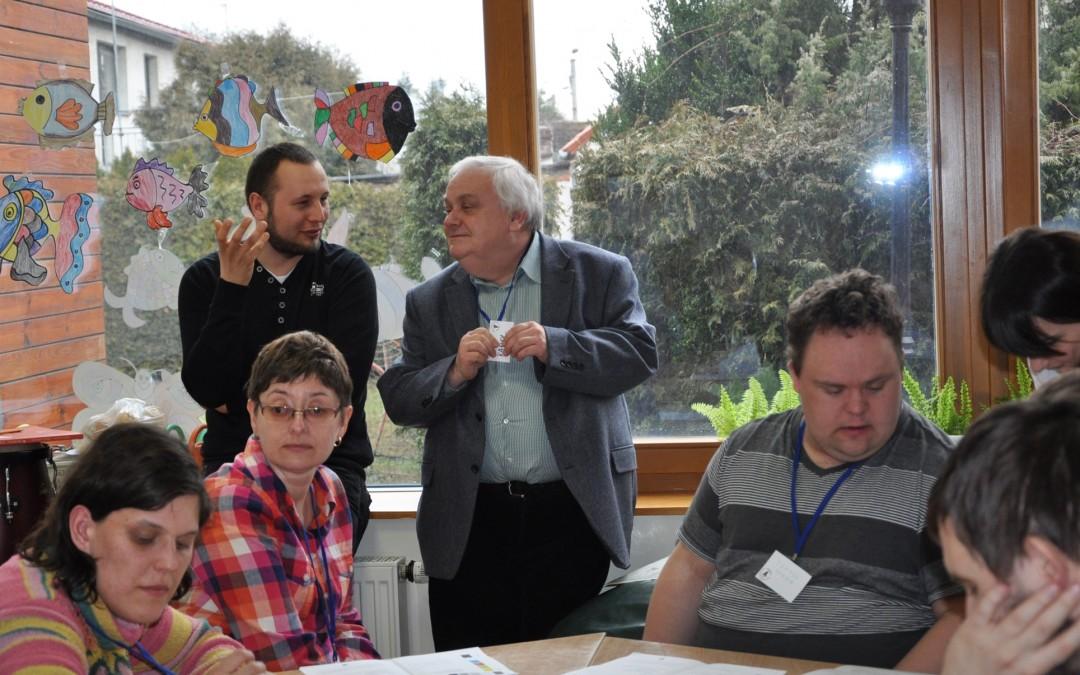 """Relacja z projektu """"Zwiększanie szans osób niepełnosprawnych na rynku pracy"""""""
