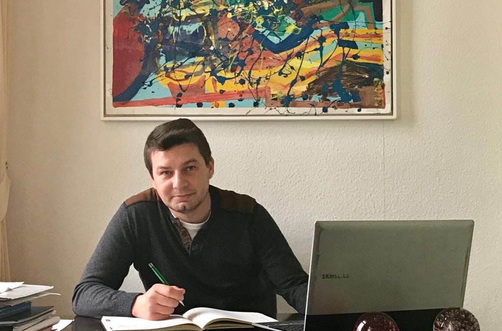 SPRAWOZDANIE Z MIĘDZYNARODOWEGO STAŻU NAUKOWEGO DLA MŁODYCH NAUKOWCÓW Potsdam, 15 – 23. 12. 2017 r.