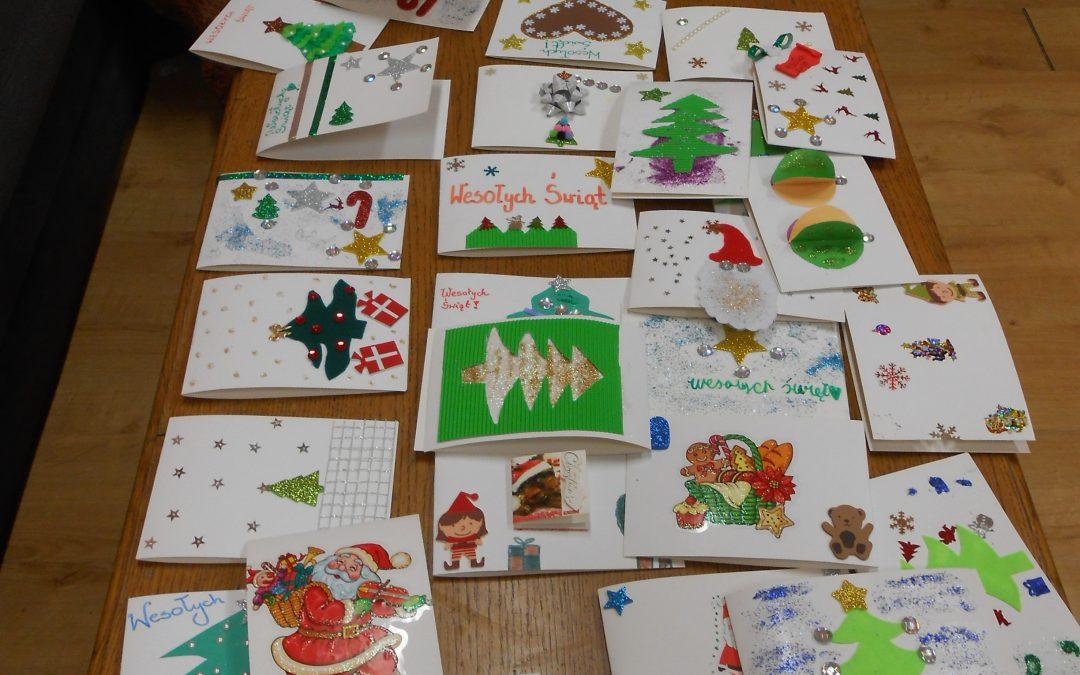 Warsztaty Bożonarodzeniowe w Domu Dziecka