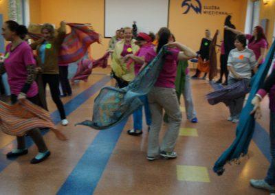 Taniec chusty