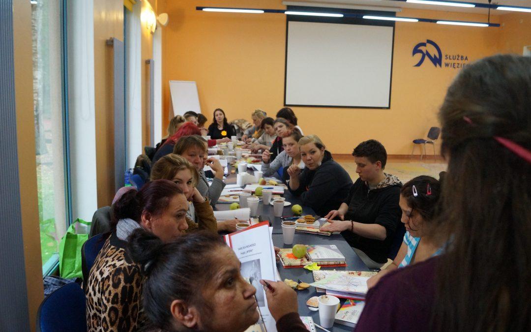 Spotkanie naukowo – badawcze studentów Pedagogiki Resocjalizacyjnej INP UO w Oddziale Zewnętrznym Turawa